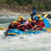 Sunkosi River Rafting Nepal