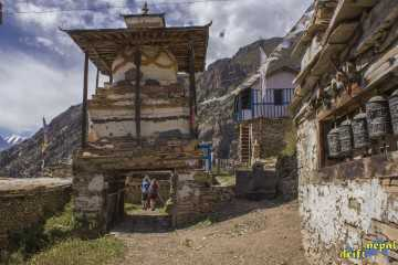 Mustang(manang valley)