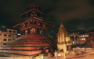 Basantapur dubar square