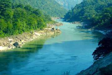 Arun Valley River Rafting