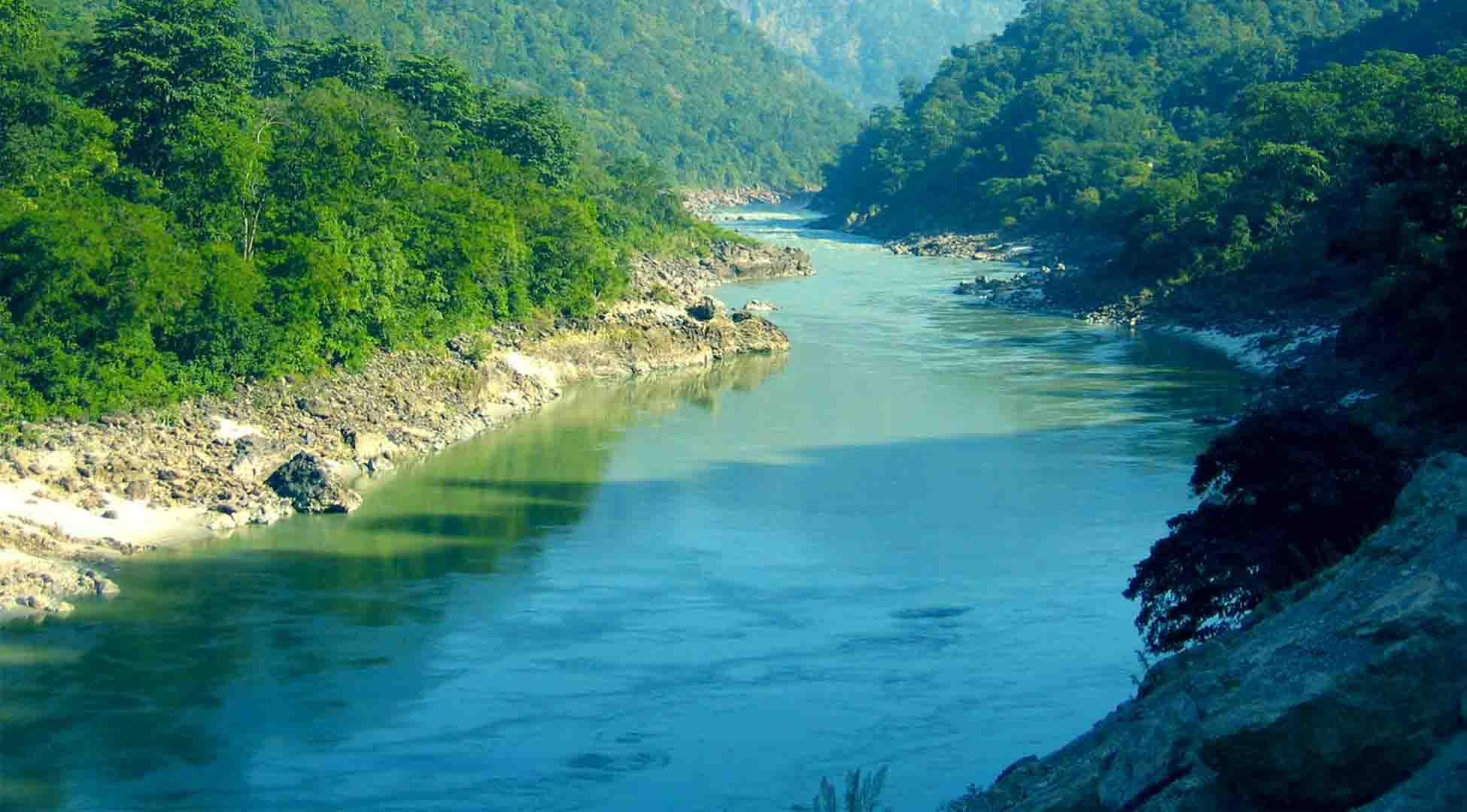 Arun Valley River Rafting