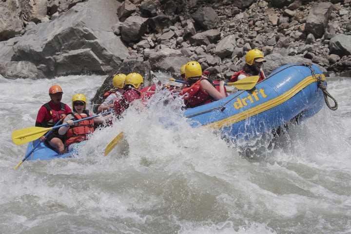 drift Rafting