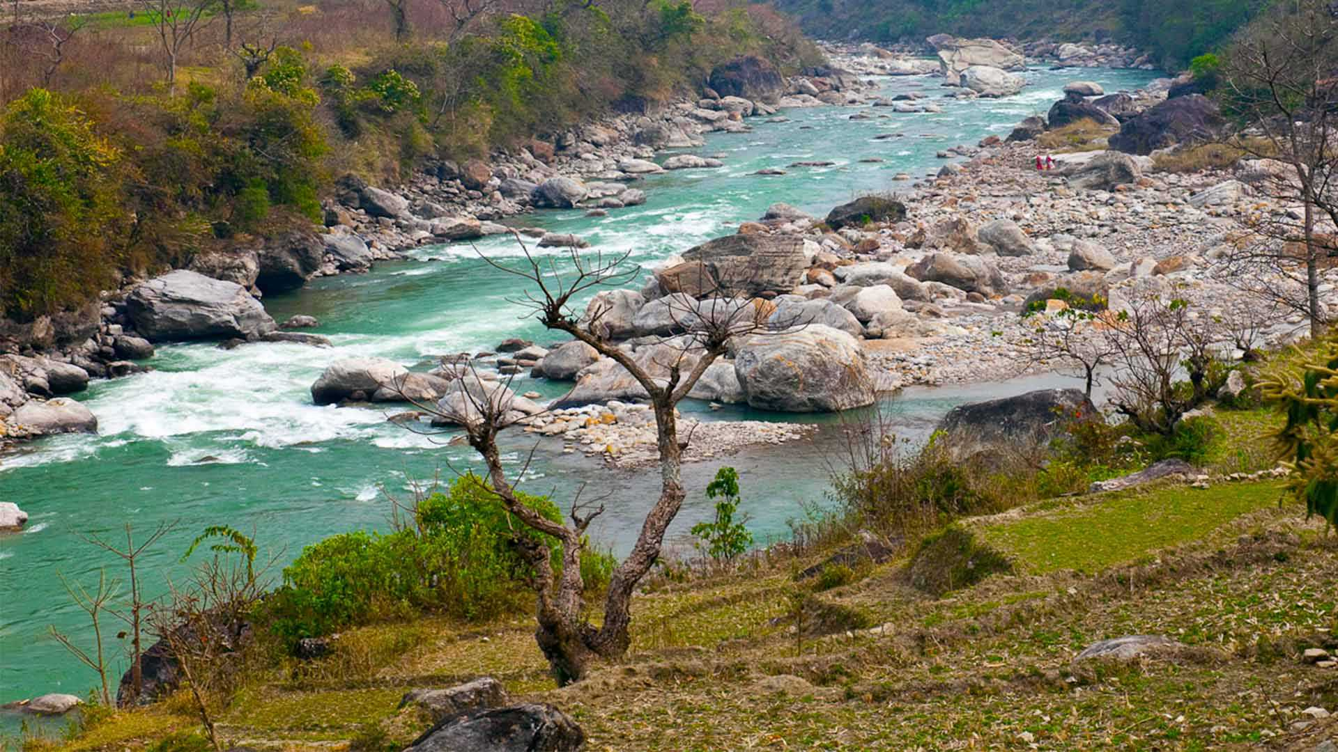 Marshyandi River Rafting