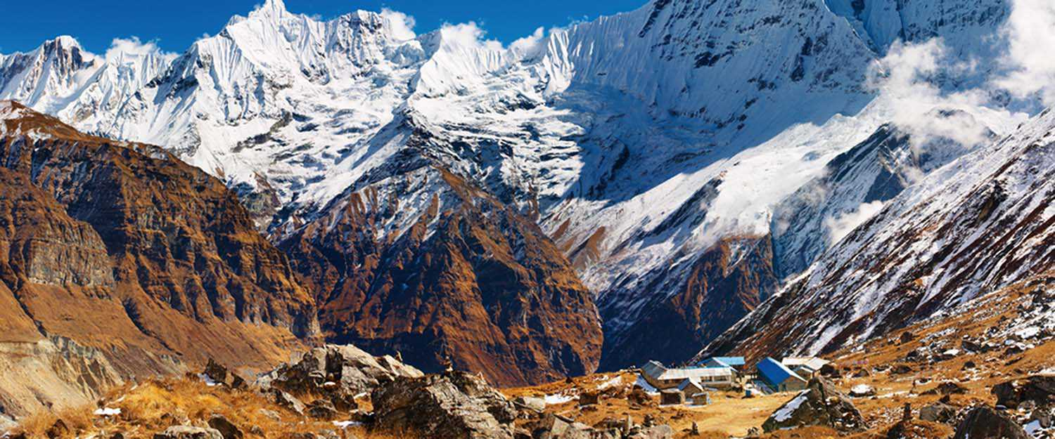 Trekking & Trek Packages Nepal