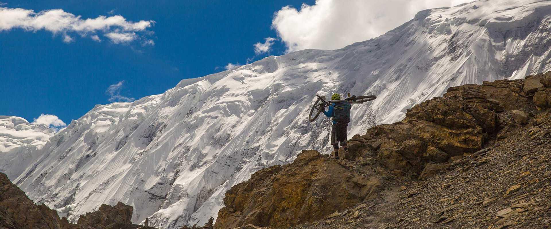 Mountain Biking & Cycling Nepal