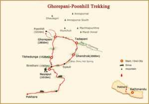 trek-ghorepani-poon-hill-map