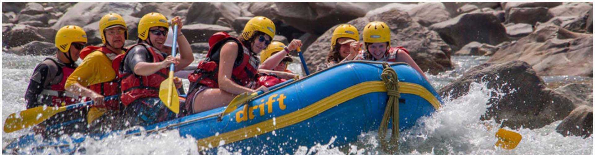 White Water Adventure River Rafting