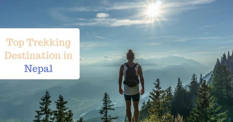 Trekking destination nepal
