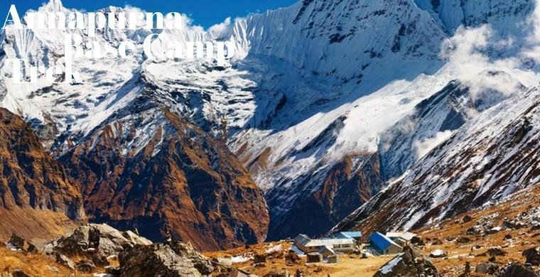 Annapurna Base Camp Trek & Hike