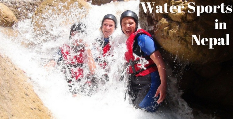 Rafting and water sports Nepal