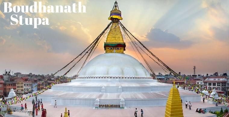 Boudhanath Stupa Sightseeing